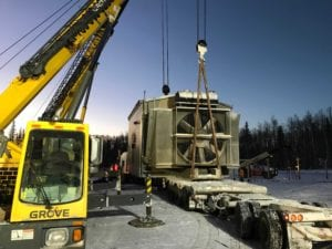 Tundra Compressor Lift