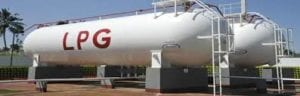 Tundra LPG Bullet